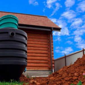 Автномная канализация для частного дома