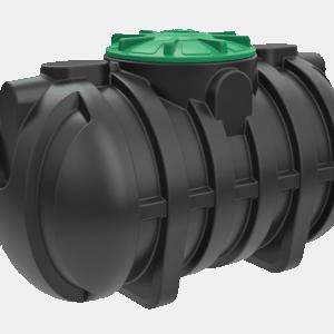 Септик 2000 литров подземный для канализации Rodlex