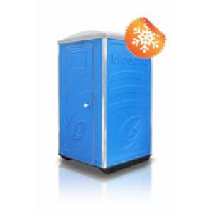 зимний туалет