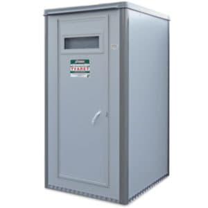 Тёплая туалетная кабина Калифорния
