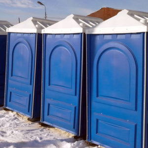Зимние мобильные туалеты по доступным ценам