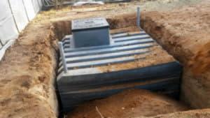 Оказание услуг по монтажу систем канализации