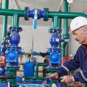 Обслуживание водопроводной сети