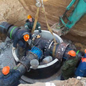 обслуживание канализации в Перми
