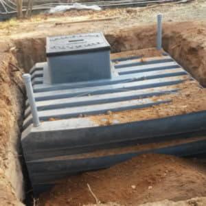 Монтаж погреба