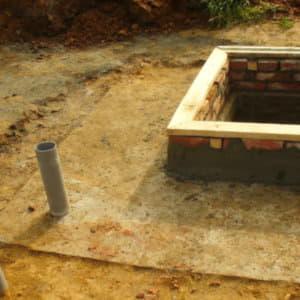 Монтаж погреба в Перми