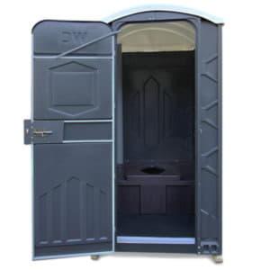 Мобильная туалетная кабина Прагма