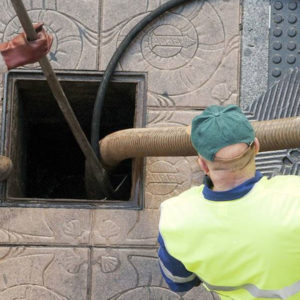 Срочное устранение засоров канализации